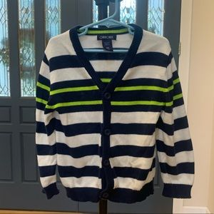 Like new Cherokee Cardigan 5T